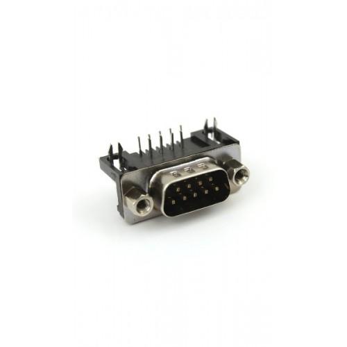 Conector Db9 Macho Para Pcb