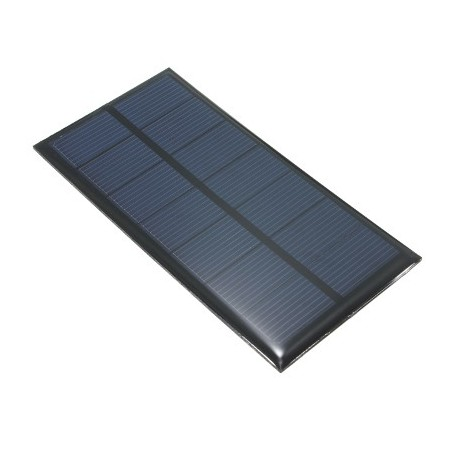 Panel celda solar fotovoltaica 12V