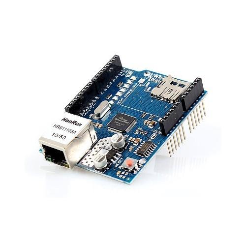 Shield Ethernet W5100 para Arduino
