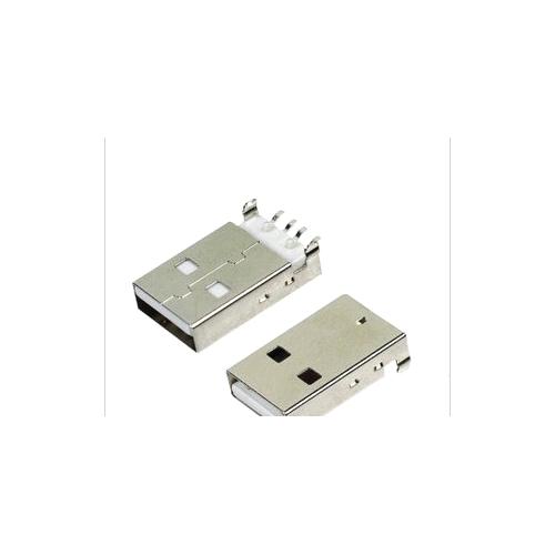 Conector USB tipo A macho para PCB