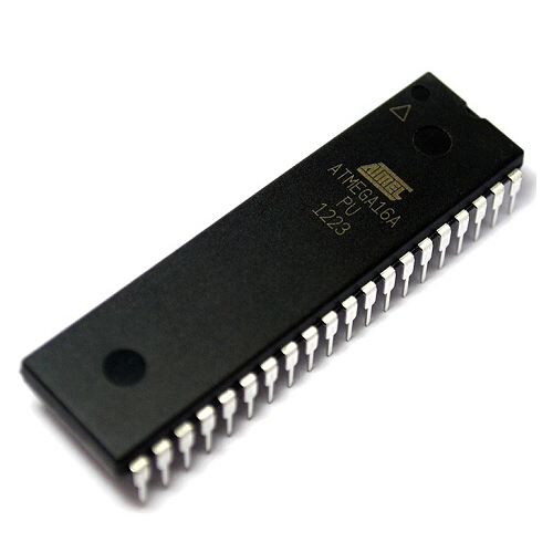 Atmega16 Microcontrolador