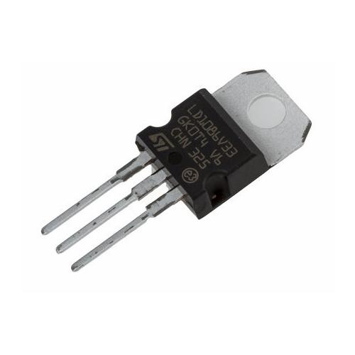 Regulador de voltaje 3.3V 1.5A