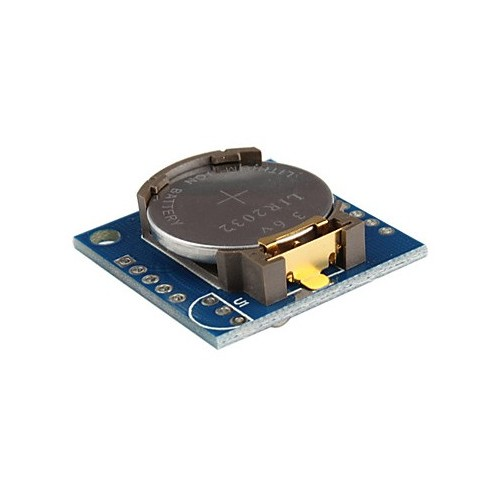 Arduino DS1307 Modulo Reloj RTC