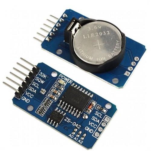 DS3231 Modulo Reloj RTC de precisión