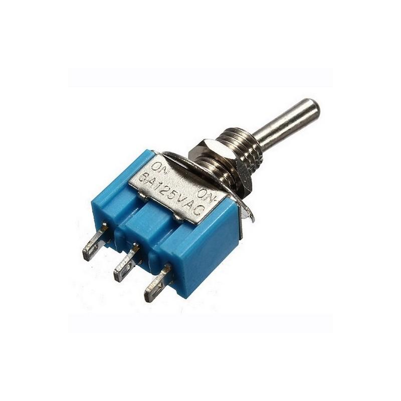 Switch Interruptor ojo de cangrejo 3Pin