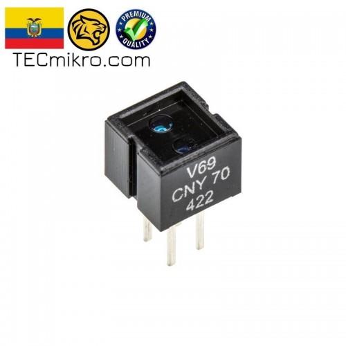 Cny70 Sensor infrarrojo reflectivo