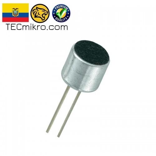 Microfono Electret de Condensador