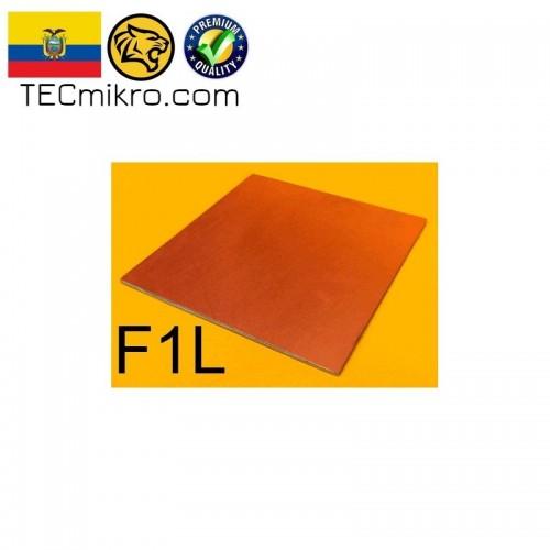 Fibra para circuitos impresos PCB 1 Lado