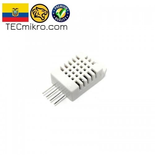 DHT22 Sensor de temperatura y humedad