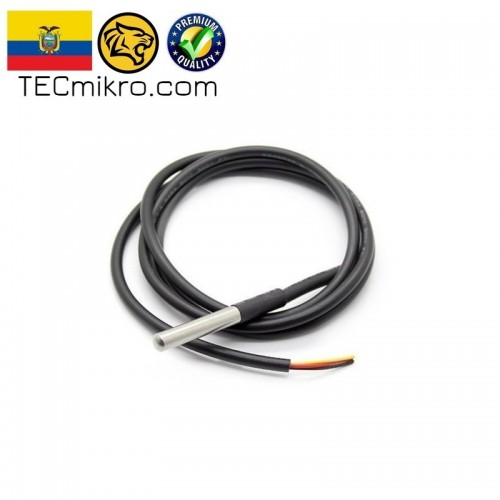 DS18B20 WP Sensor de Temperatura