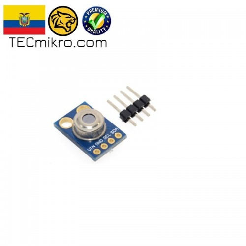 GY-906 MLX90614 Sensor infrarrojo de temperatura