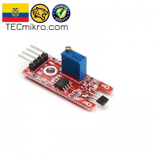 KY-024 Sensor lineal de efecto Hall