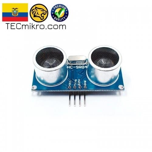 HCSR04 Sensor Ultrasonico