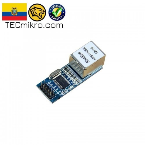 ENC28J60 Modulo Ethernet