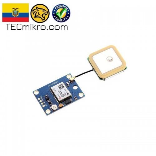 Modulo GPS Ublox NEO-6M-0-001