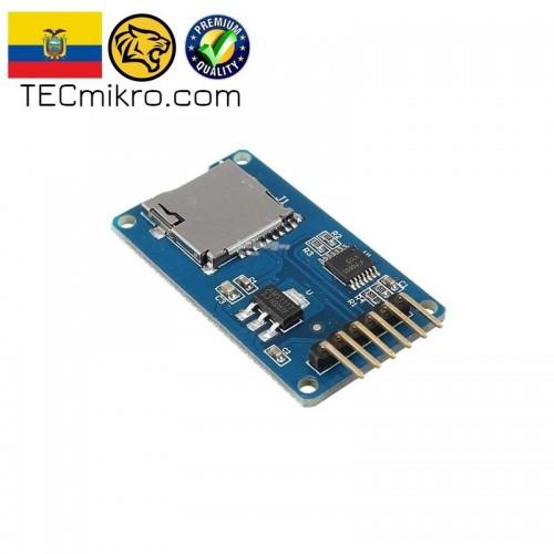 Modulo para tarjeta micro SD