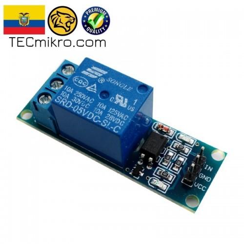 Modulo rele para Arduino 5V 1 canal