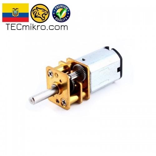 Micro motorreductor N20 12V