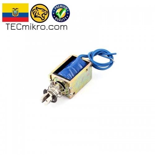 Solenoide electroimán 12VCD 2.6 kg