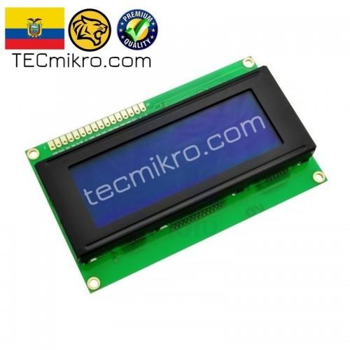 Pantalla LCD 20x4 - Display LCD 20x4