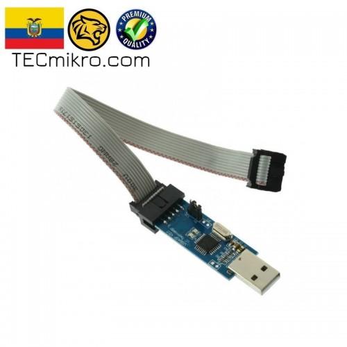 Programador USBASP ISP para AVR Atmel