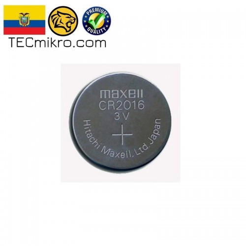 Pila Bateria CR2016