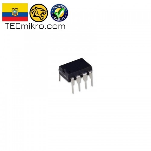 LM358 Amplificador Operacional