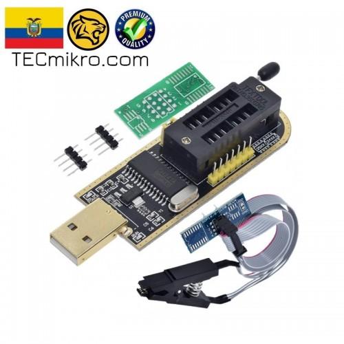 Programador CH341A - Programador BIOS USB