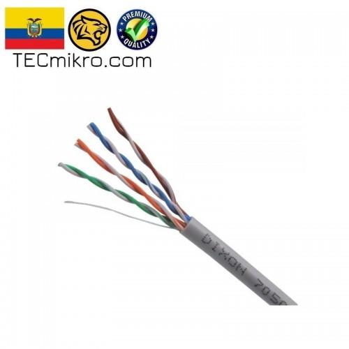 Cable de red UTP categoria...