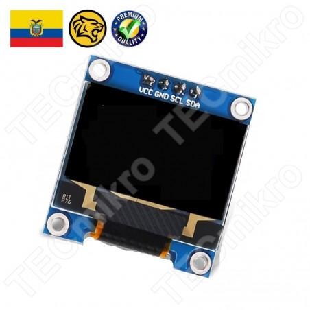 OLED I2C Display LCD 128x64