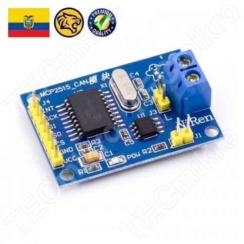 MCP2515 Modulo CAN