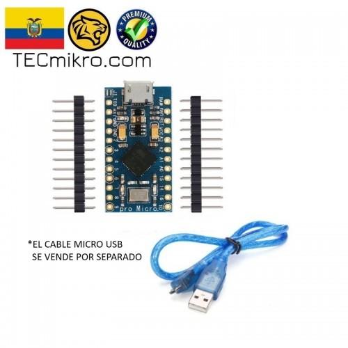 Pro Micro para Arduino
