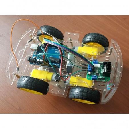 Bluetooth HC-05 con Arduino: control remoto desde el celular