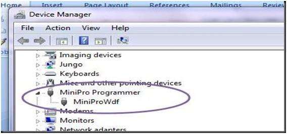 Programador de BIOS Minipro TL866: Instalacion